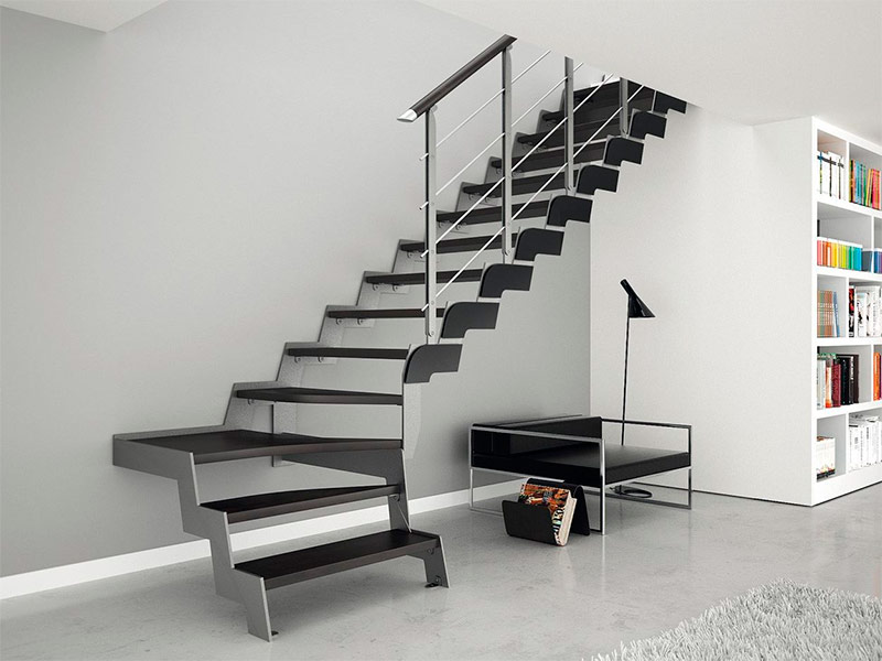 лестница loft на заказ