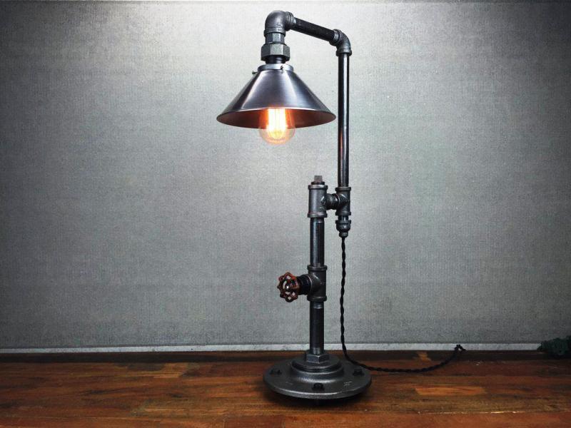 Лофт светильники из труб