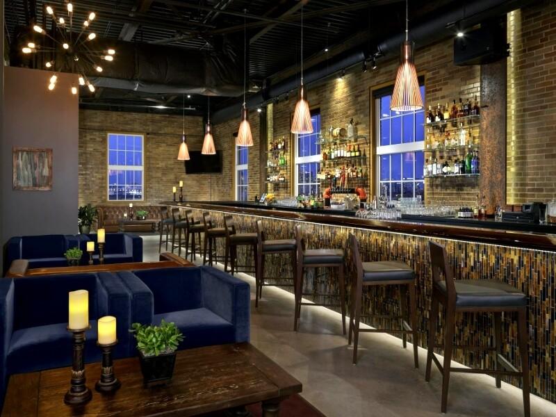 Мебель для кафе и ресторанов лофт