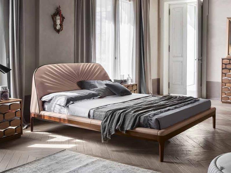Мягкие кровати в стиле лофт