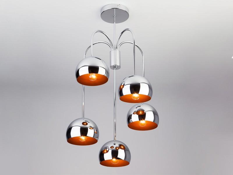 Потолочная лампа в стиле лофт