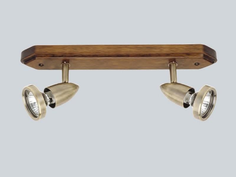 Споты потолочные на штанге лофт