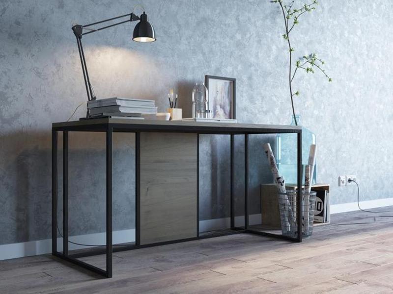 Рабочий стол стиль лофт
