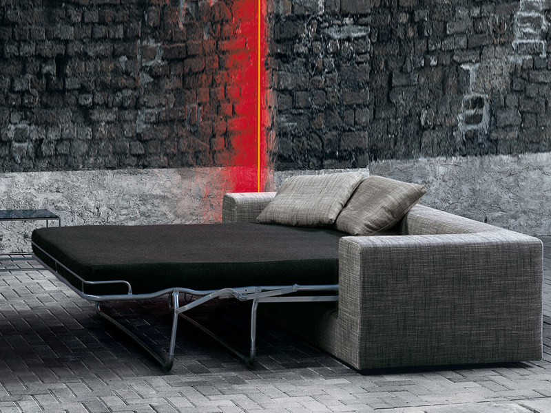 Раскладной диван лофт