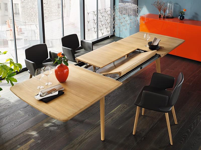 Раскладной стол лофт