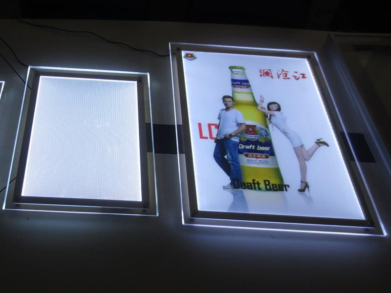 Led панели для рекламы