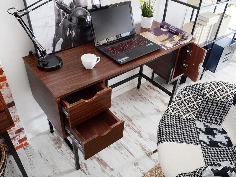 Стол с ящиками в стиле лофт