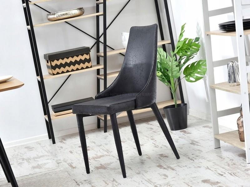 Мягкие стулья в стиле лофт