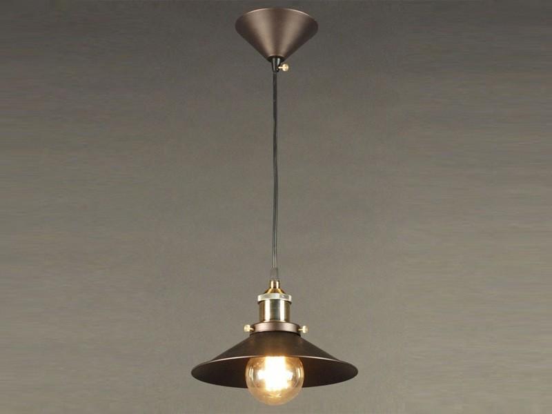 Светильники из металла лофт