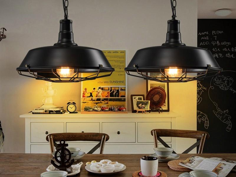 Светильник на кухню в стиле лофт