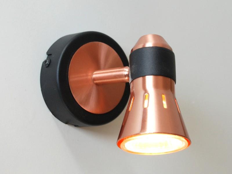 Светильники в стиле лофт точечные