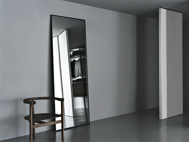 Зеркало металл лофт