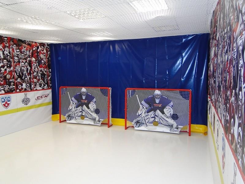 Ворота для хоккея детские