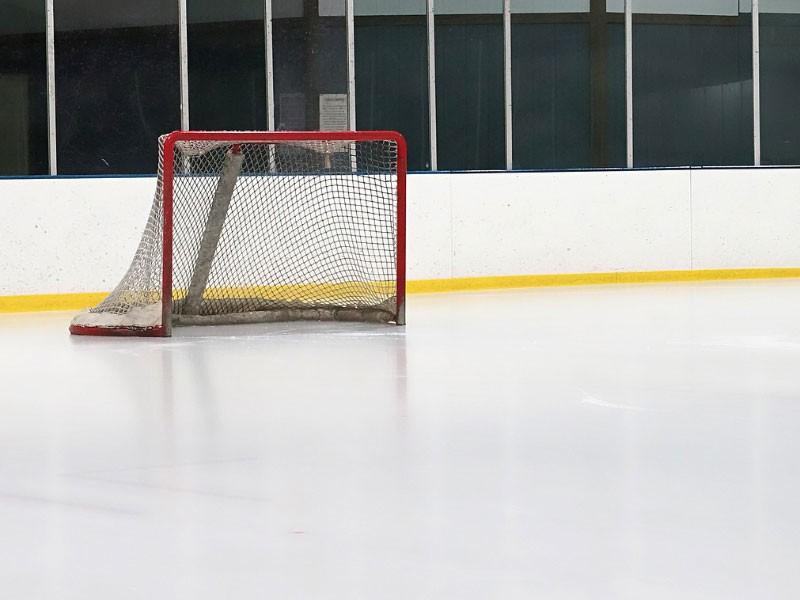 Детские ворота для хоккея