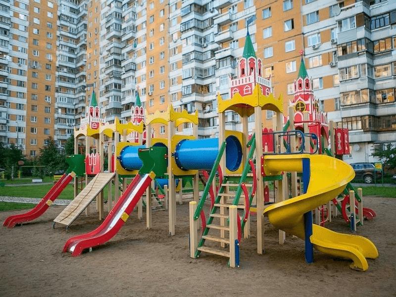 Площадка детская для двора
