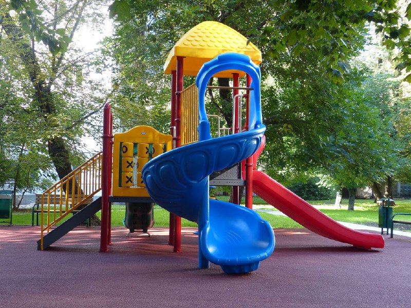 Детские площадки для дворовых территорий