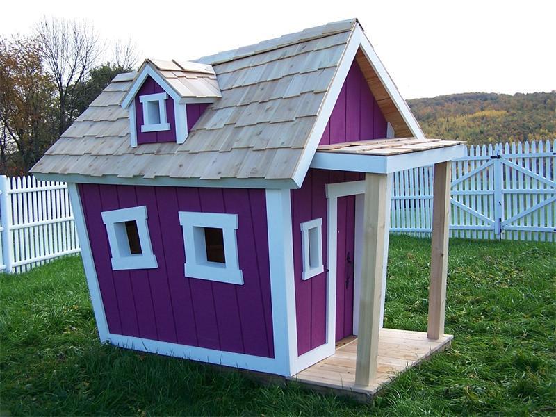Детские домики садовые