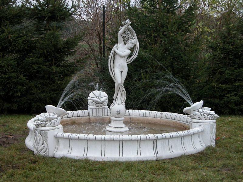 Статуи фонтаны в сад