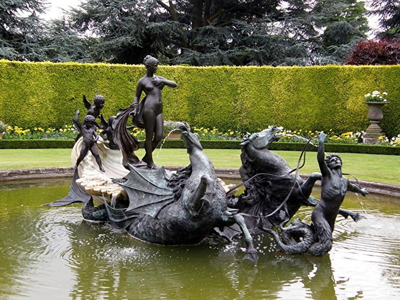Скульптуры для фонтанов