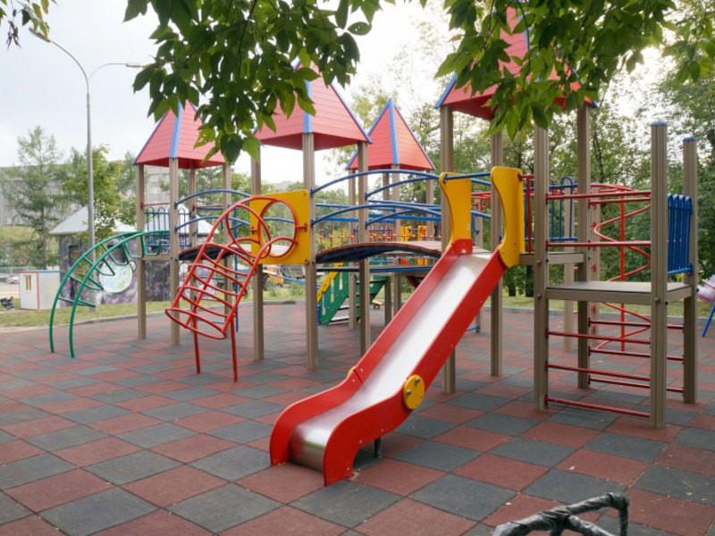 Детские игровые комплексы для детского сада