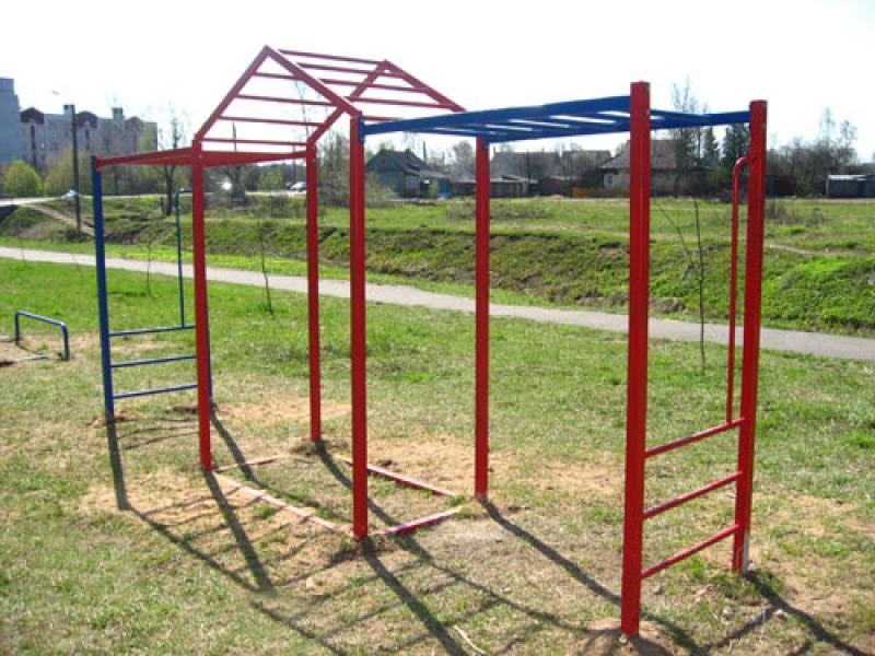 Рукоход для детской площадки
