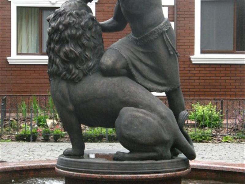 Декоративная скульптура