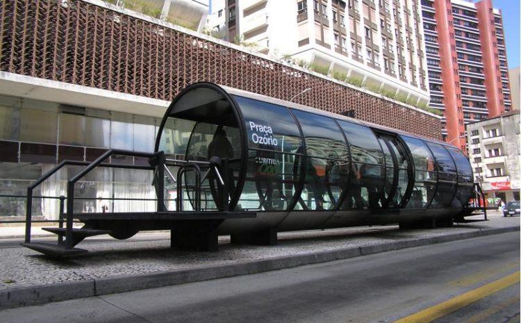 Остановки общественного транспорта
