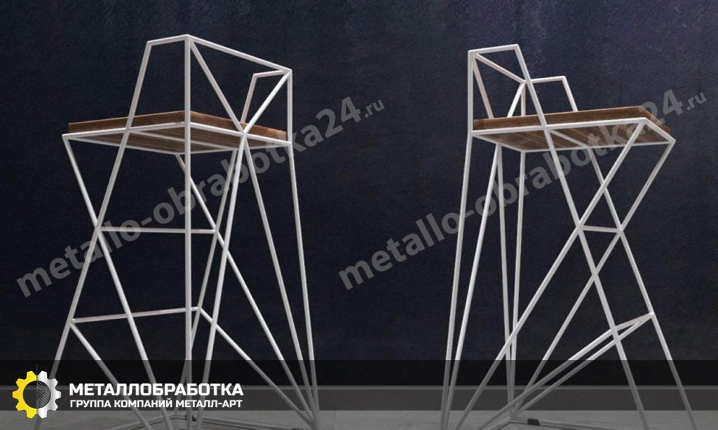 Барные стулья лофт