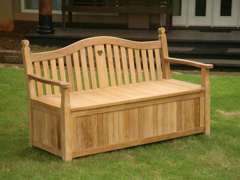 Деревянные скамейки со спинкой для дачи