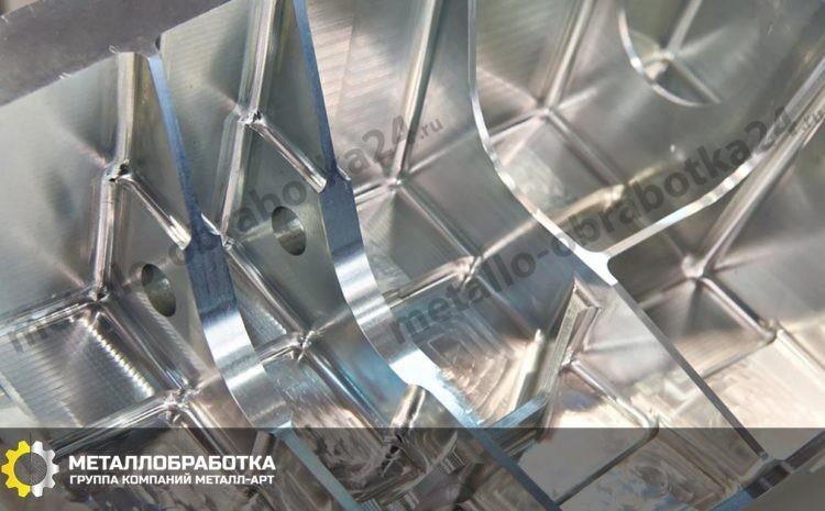 Детали из алюминия
