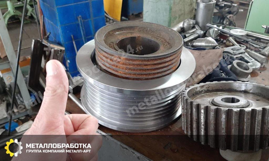 Детали из металла