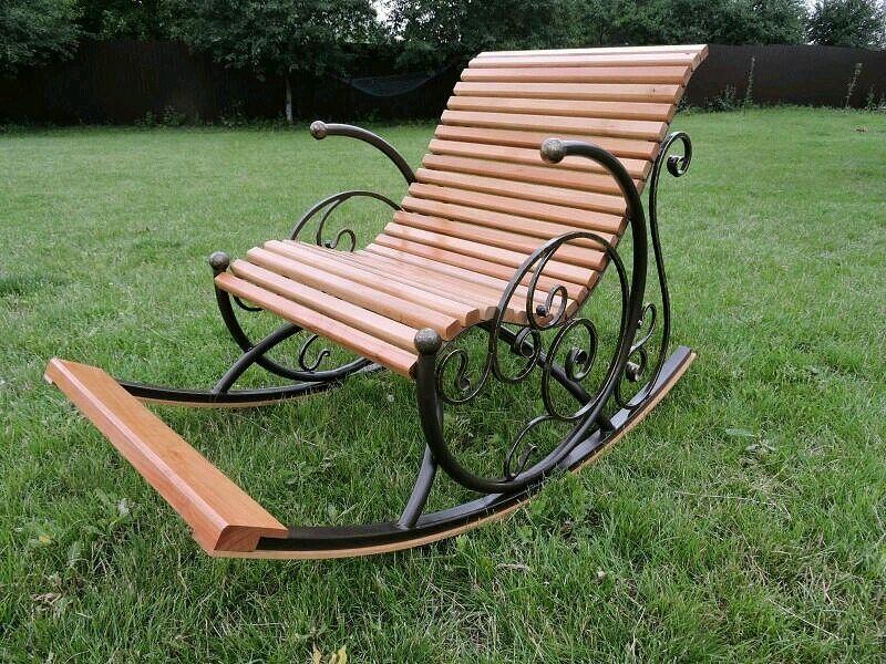 Кресла качалки для дачи