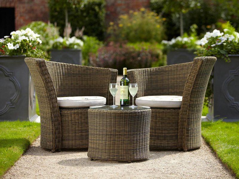 Комплект мебели для сада и дачи
