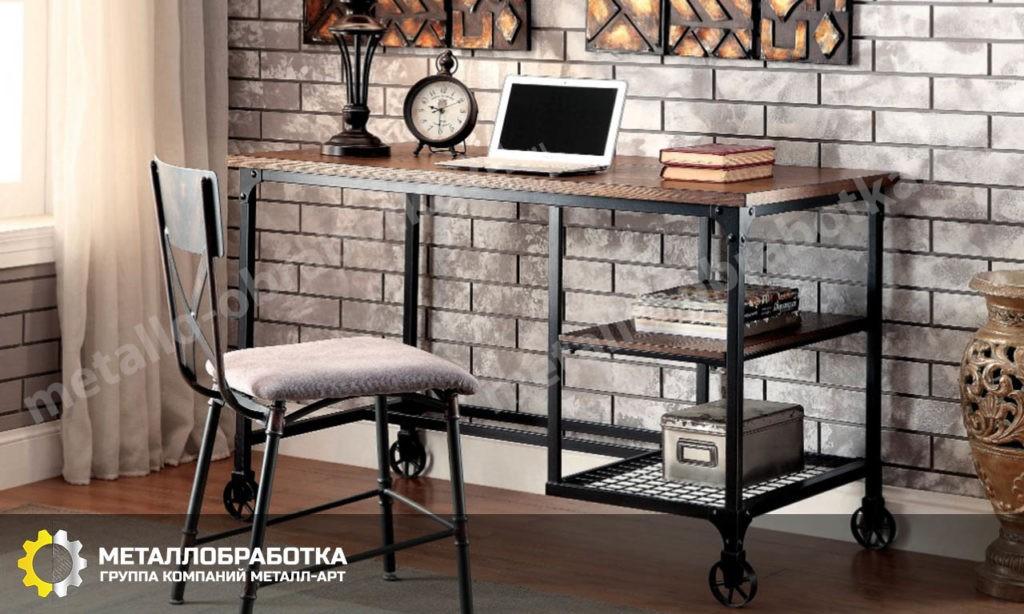 Мебель лофт для кабинета