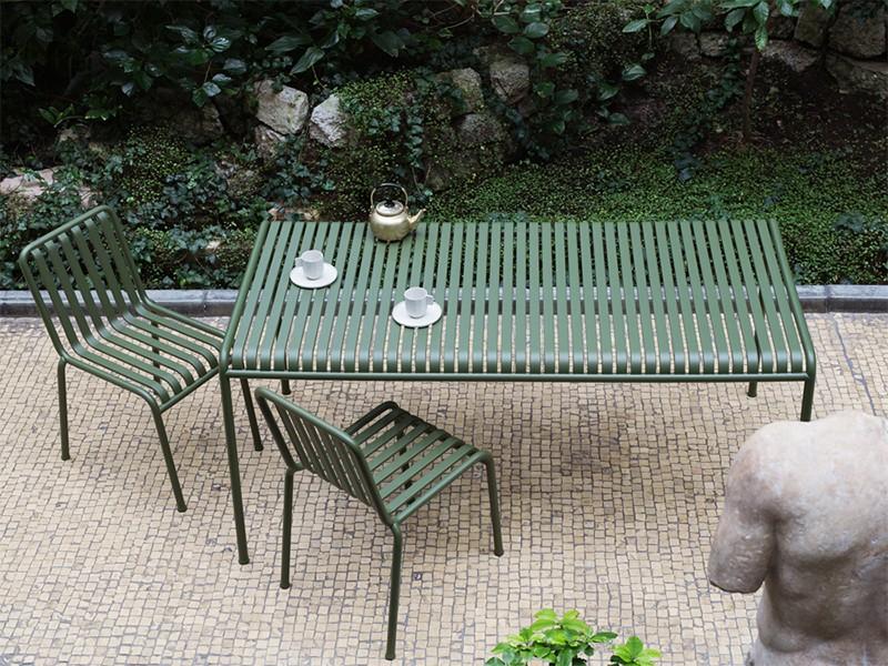 Металлическая мебель для сада и дачи