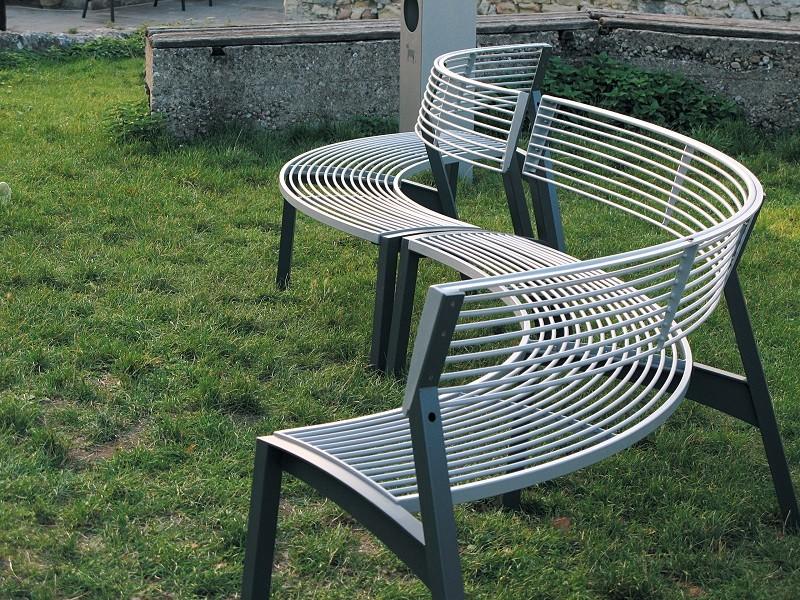 Садово парковая мебель из металла