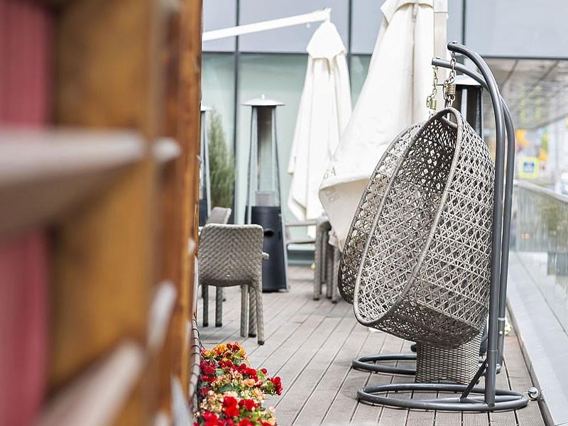 Кресла подвесные для дачи