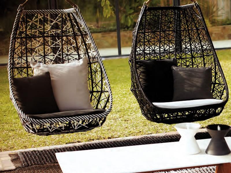 Подвесные кресла для дачи
