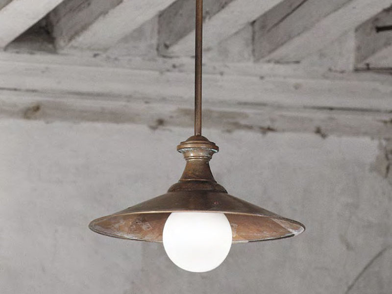 Уличный подвесной светильник