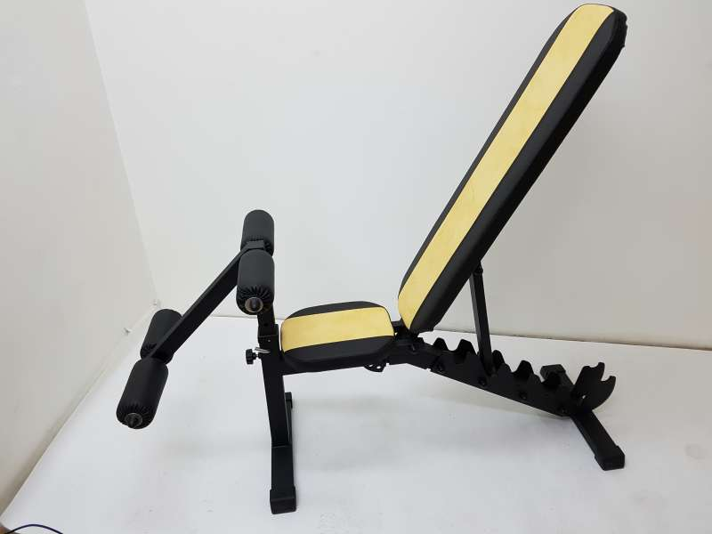 Скамейка для пресса и спины