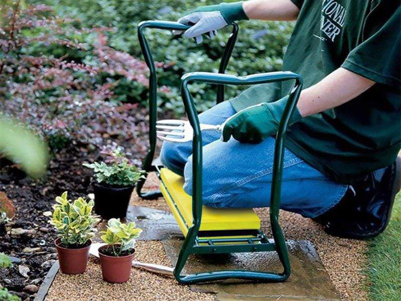 Скамейка садовая перевертыш