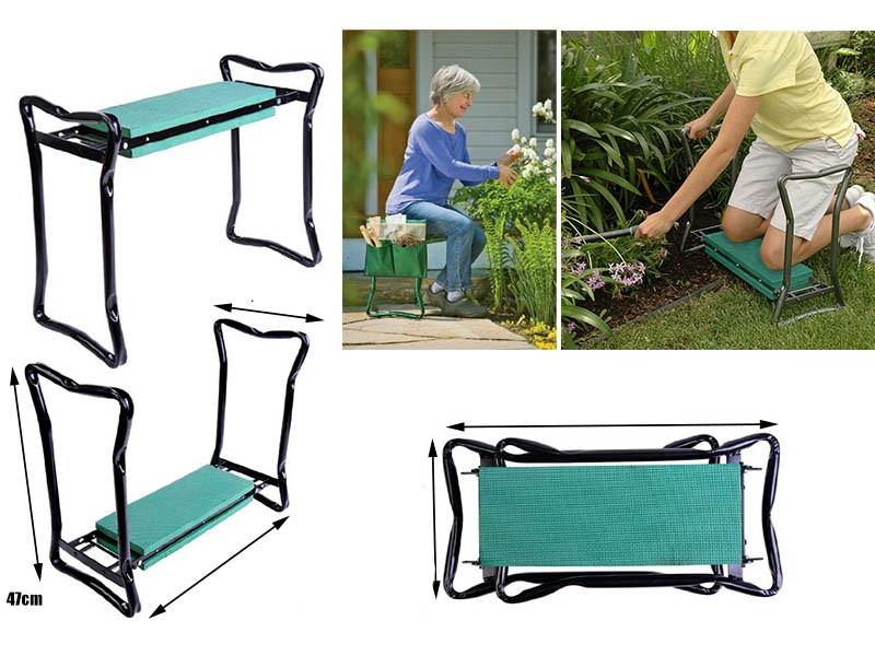 Складная садовая скамейка перевертыш
