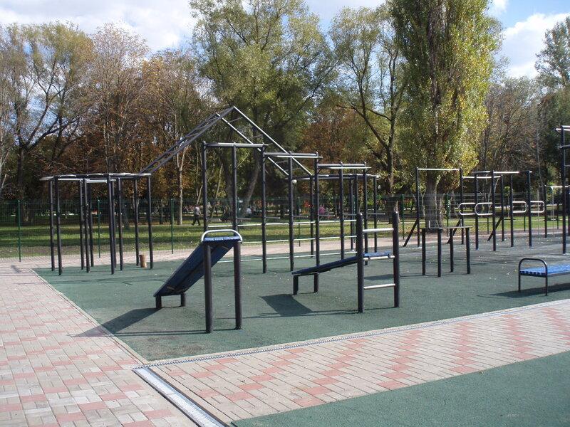Детский спортивный городок