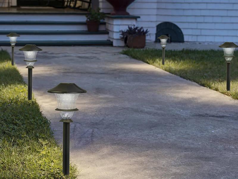 Уличный светильник для загородного дома