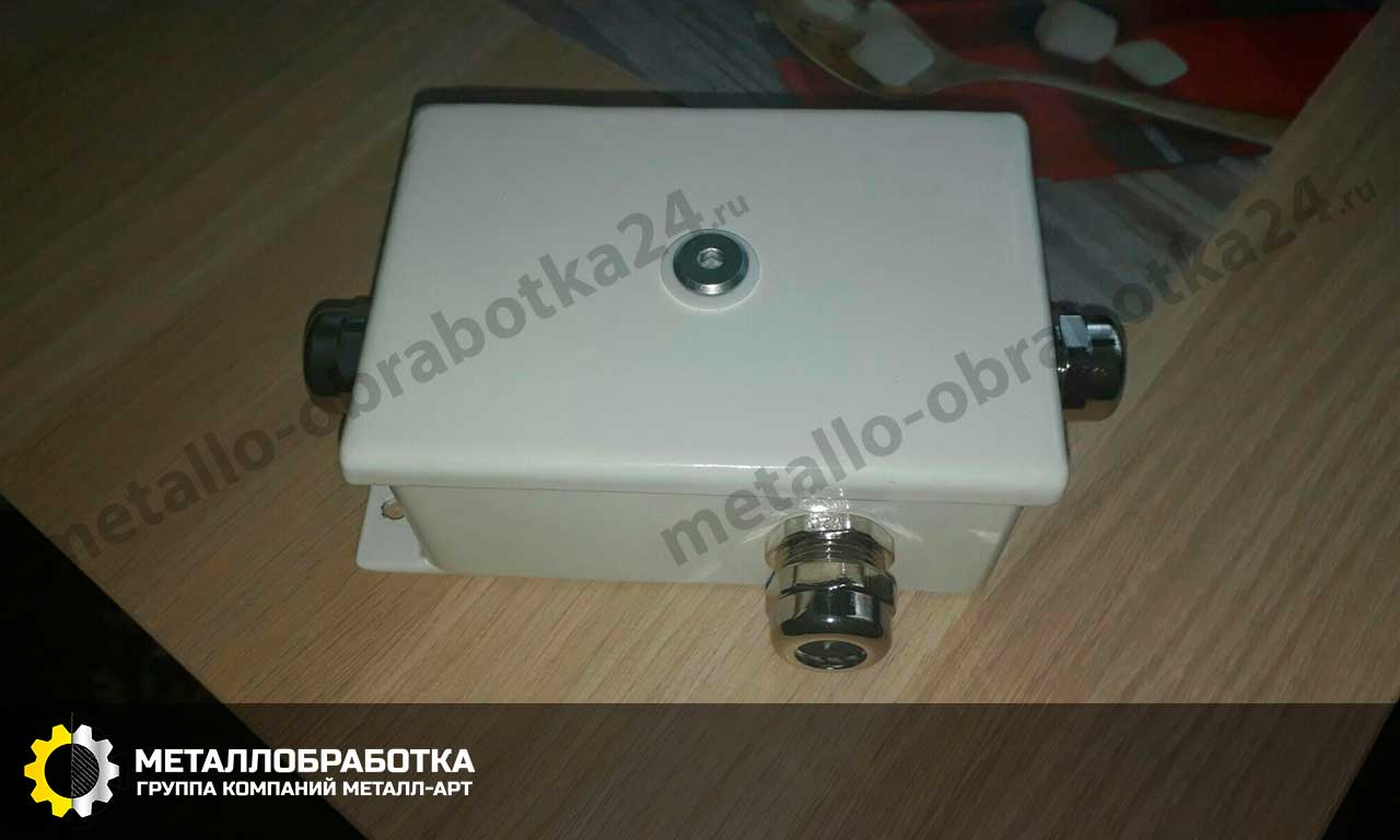 коробка распределительная металлическая недорого
