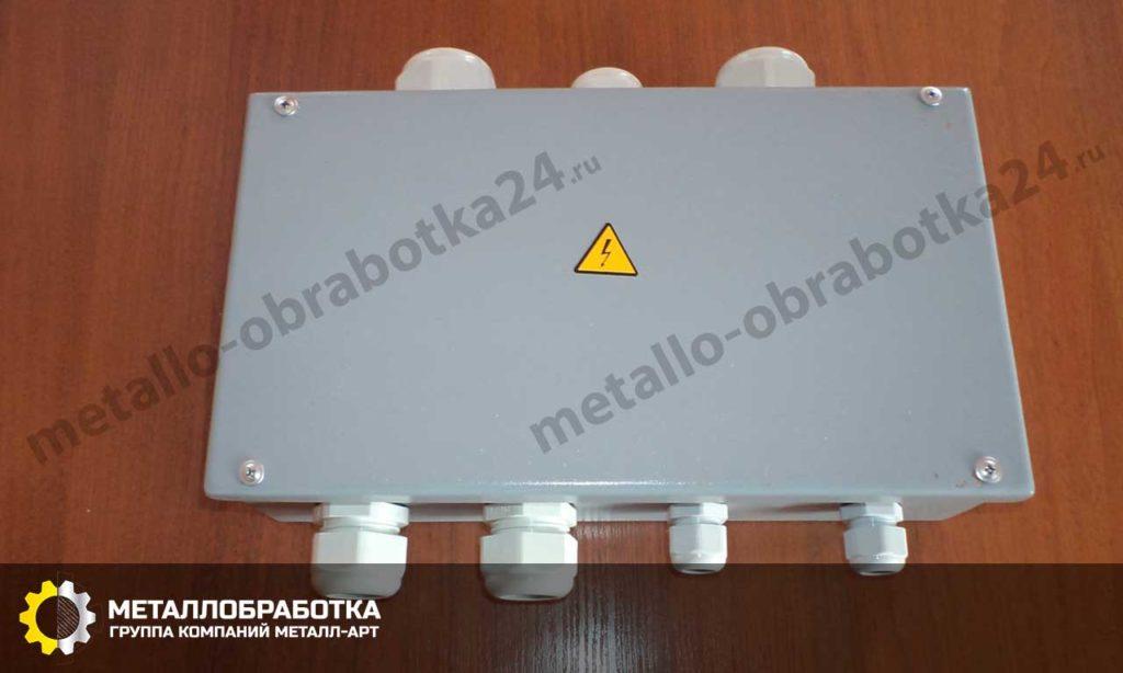 коробка распаячная металлическая недорого
