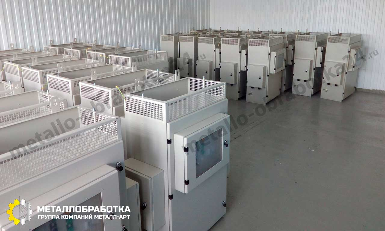 заказать производство корпусов электрощитов
