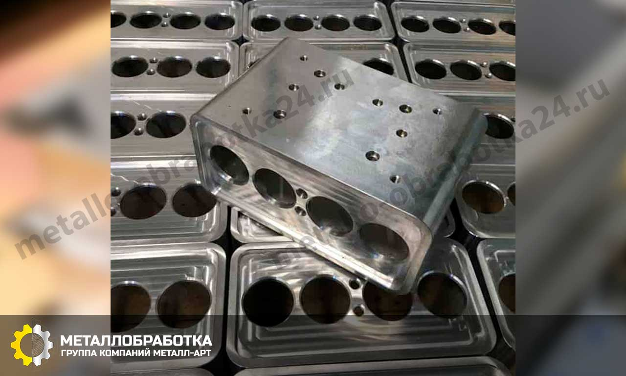 корпуса из алюминия для рэа на заказ