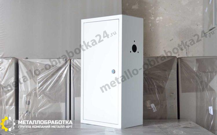 бокс установочный металлический заказать