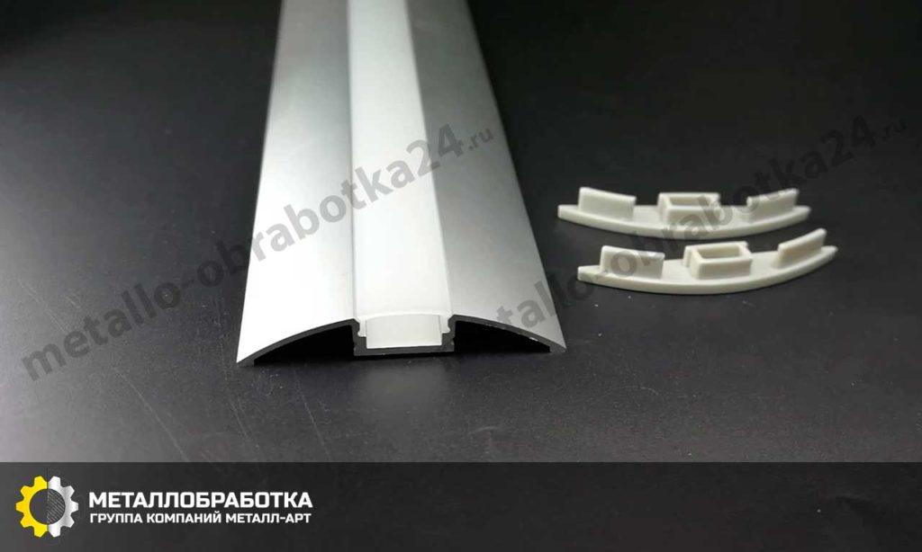 напольный кабель канал алюминиевый заказать